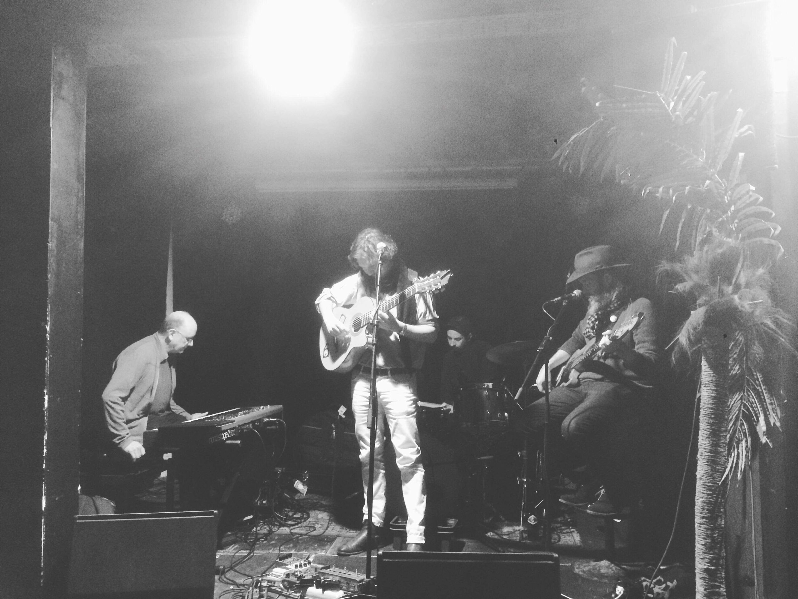 Ned Collette Band (Abrahams/Talia/Kinbom)